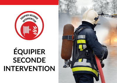 formation Equipier seconde intervention