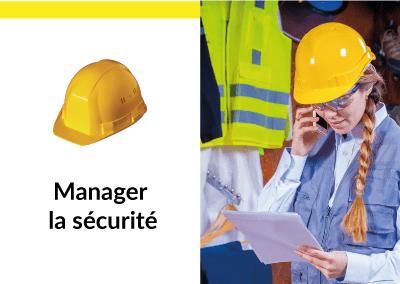 manager formation sécurité santé travail