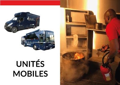 formation unité mobile