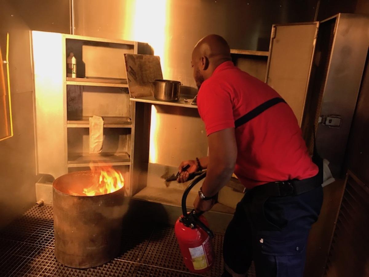 Formation EPI incendie